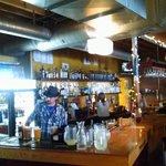 Bar area again