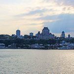 View of Old Quebec from the ferry