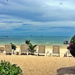 Wongduen beach.
