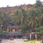 Restaurant Rice Bowl at Arambol Beach