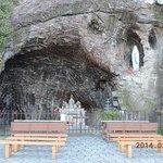 聖カテドラル教会ルルドの洞窟