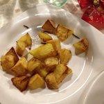 Queste sono le patate come mi sono arrivate...mezza porzione?!?