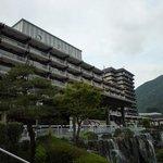 きぬ川ホテル三日月(外観)