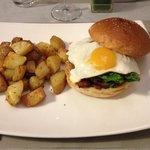 Sonny burger
