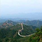 Aussicht Jinshaling