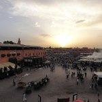 Piazza Djema El-Fnaa