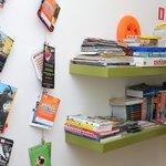 Games, books etc.