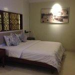 Bedroom in a Lagoon Suite