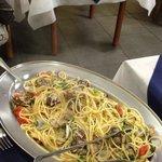 Spaghetto con vongole