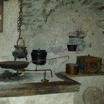 Antica cucina del maso