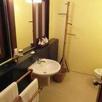 Badezimmer Coconut Room