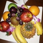 welcoming fruit