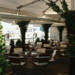 Conservatory Lounge