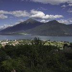 View from Alta Lago di Como