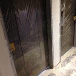 HOTEL GERSHWIN...DAL 7 ETTIMO PIANO IN GIU': UN CANTIERE APERTO