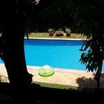 La bella piscina