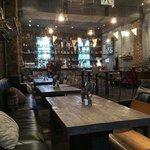 fabulous, hip main dining room