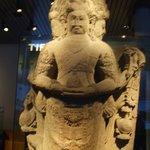 Statua della sezione asiatica
