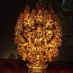 Uno dei pezzi più importanti del museo nella sezione dedicata alla Cina