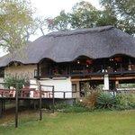 Waterberry main lodge