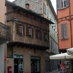 Vecchio edificio