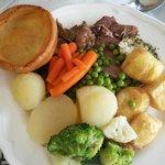 Llanfabon Sunday Lunch