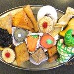 House made desserts, great stuff!!