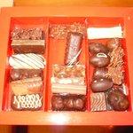 la delicia hecha chocolate
