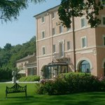 Facciata Villa Lattanzi