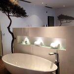 Une salle de bain qui fait rêver