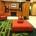 Fairfield Lobby