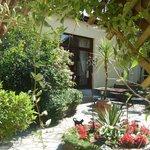 Frankaborough cottage garden