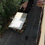 Piazza Santo Spirito morning market