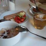 завтрак (1 заход)