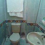 Small toilet/bathroom