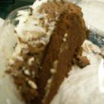 Delicious Chocolate Cake Dessert