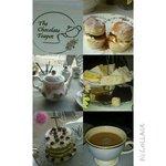 yummy afternoon tea