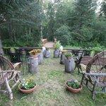 Foto de Bowman's Bear Creek Lodge