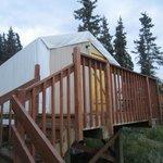 Foto de Denali Park Salmon Bake Cabins