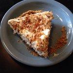 Coconut caramel pie. YUM!
