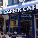 ‪The Big Greek Cafe‬