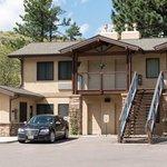Mooi kleinschalig luxe motel