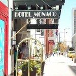 Hotel Monaco Denver.