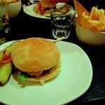 Foto de Ellis Gourmet Burger Bruges