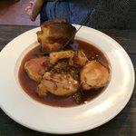 Pork loin Sunday Roast.