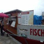 Φωτογραφία: MS Friederike Der Schwimmende Fischimbiss