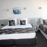Arista Motel : Chambre