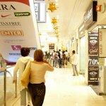 Eilat Israel - shopping center
