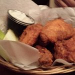 Wings basket
