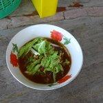 Pork noodle soup - Yum